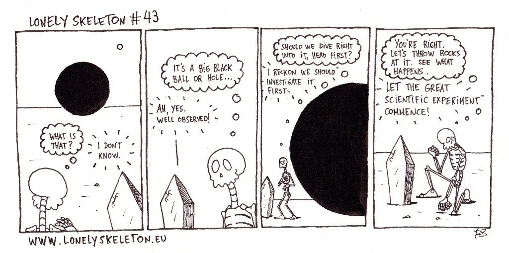 Lonely Skeleton #43